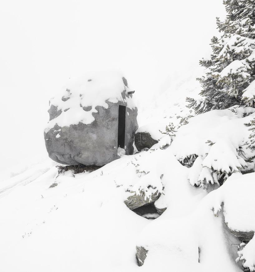 cabaña de roca 2