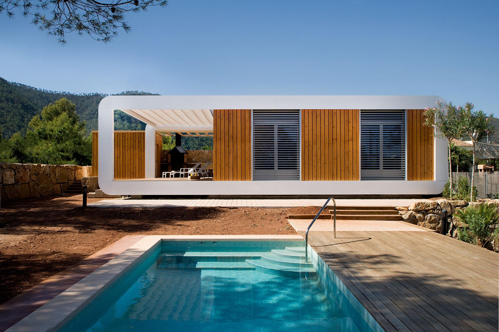 casa moderna ecologica 1