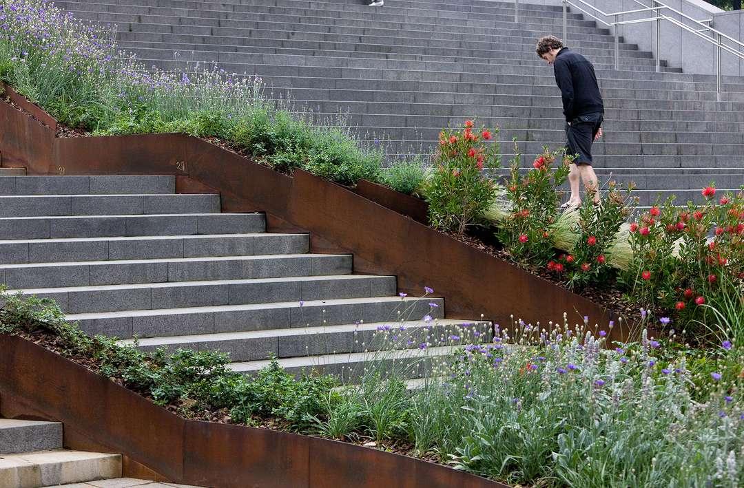 jardines en sitios raros 12