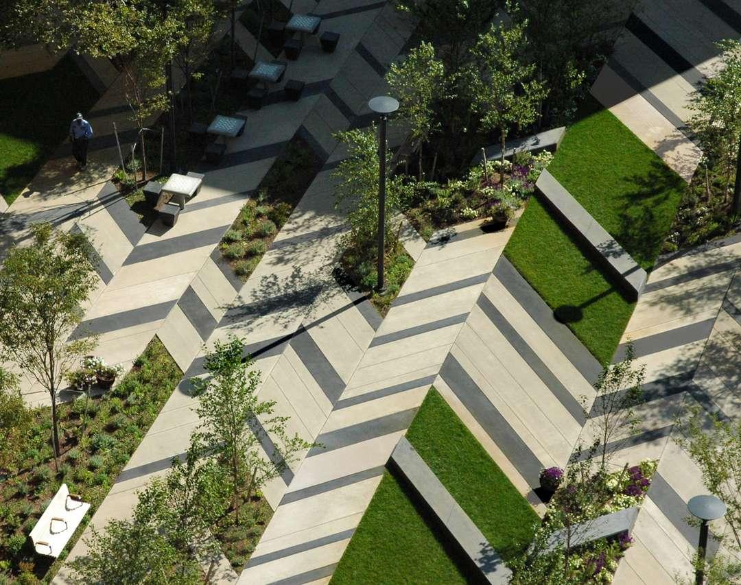 jardines en sitios raros 9