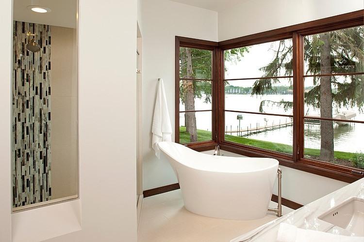 Carismática residencia con impresionantes vistas al lago Minnetonka 13