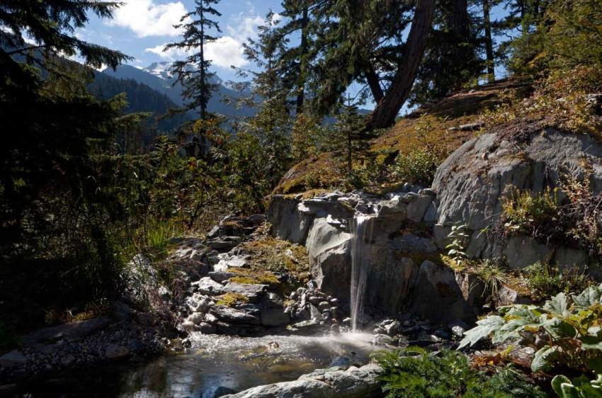 Chalet ubicado en las montañas con aura chic 14