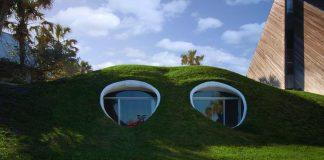 Cuando los huracanes atacan la mejor solución es construirse una casa hobbit 7