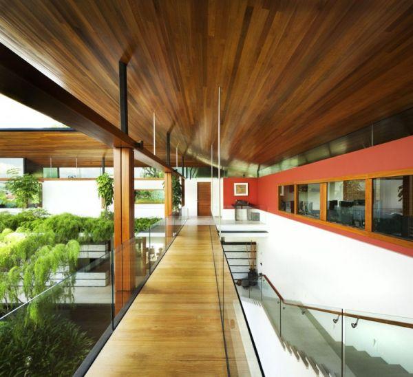 La Casa Willow, una mezcla entre la arquitectura y la naturaleza 10