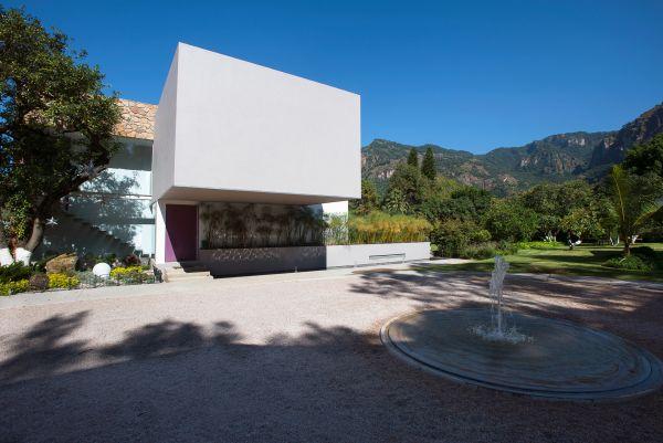 La casa del viento, una casa inspirada en una leyenda 4