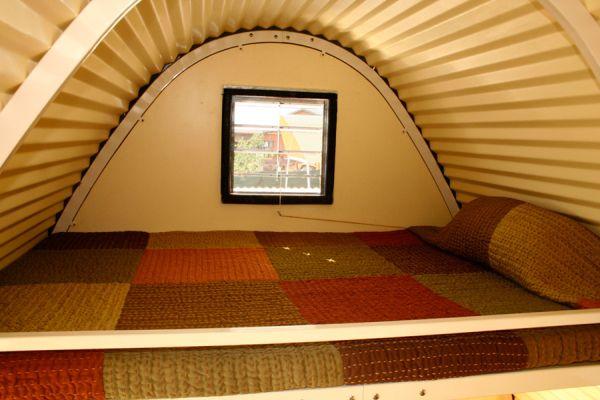 Un hogar sostenible que se puede construir en menos de un día 3
