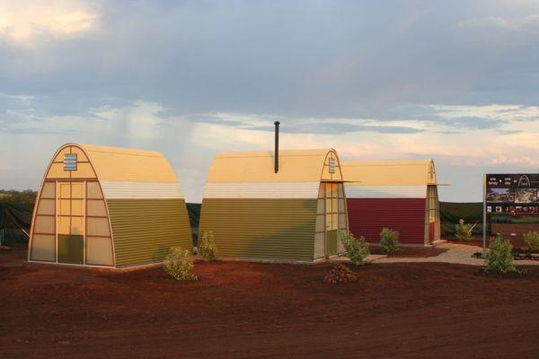 Un hogar sostenible que se puede construir en menos de un día 6