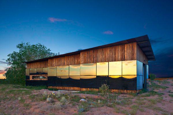 Una casa de ensueño hecha con materiales reciclados en 80 días por solo 25.000 dólares 2