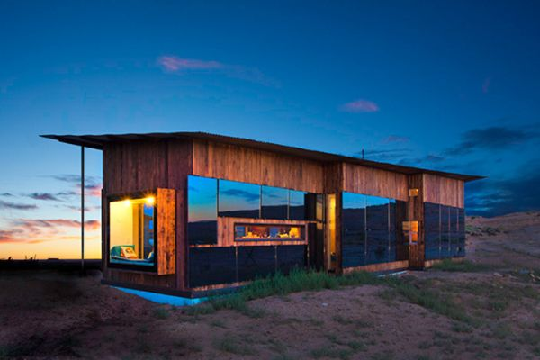 Una casa de ensueño hecha con materiales reciclados en 80 días por solo 25.000 dólares 3