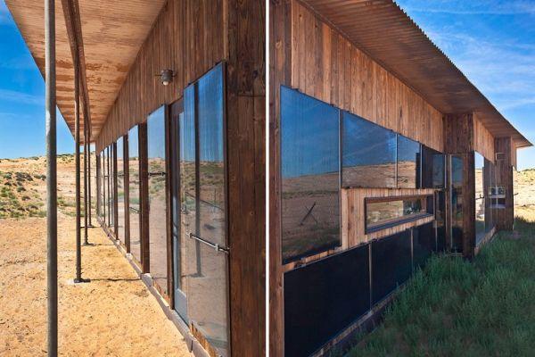 Una casa de ensueño hecha con materiales reciclados en 80 días por solo 25.000 dólares 4
