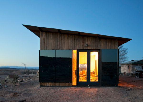 Una casa de ensueño hecha con materiales reciclados en 80 días por solo 25.000 dólares 8