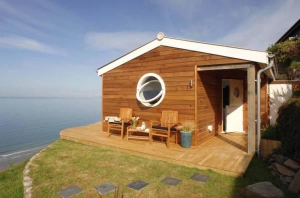 Una pequeña casa rural con encanto situada al lado del océano 11