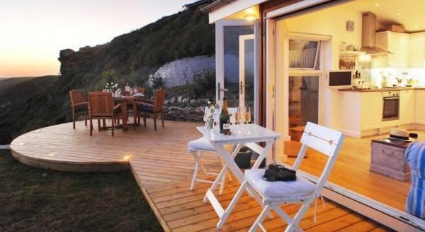 Una pequeña casa rural con encanto situada al lado del océano 4