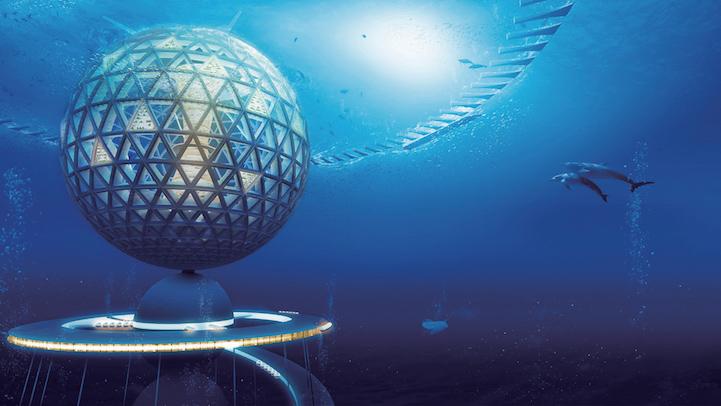 ciudad bajo el agua 1