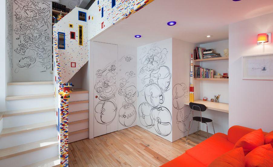 diseño interior lego 1