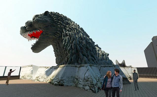 Abren en Japón un hotel dedicado a Godzilla 4