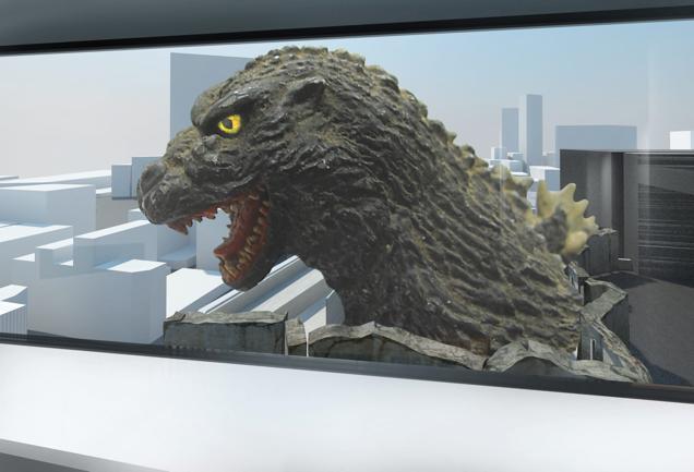Abren en Japón un hotel dedicado a Godzilla 7