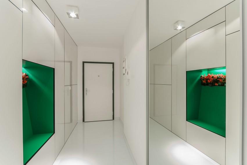 Apartamento minimalista con un diseño fresco y un ambiente acogedor 10