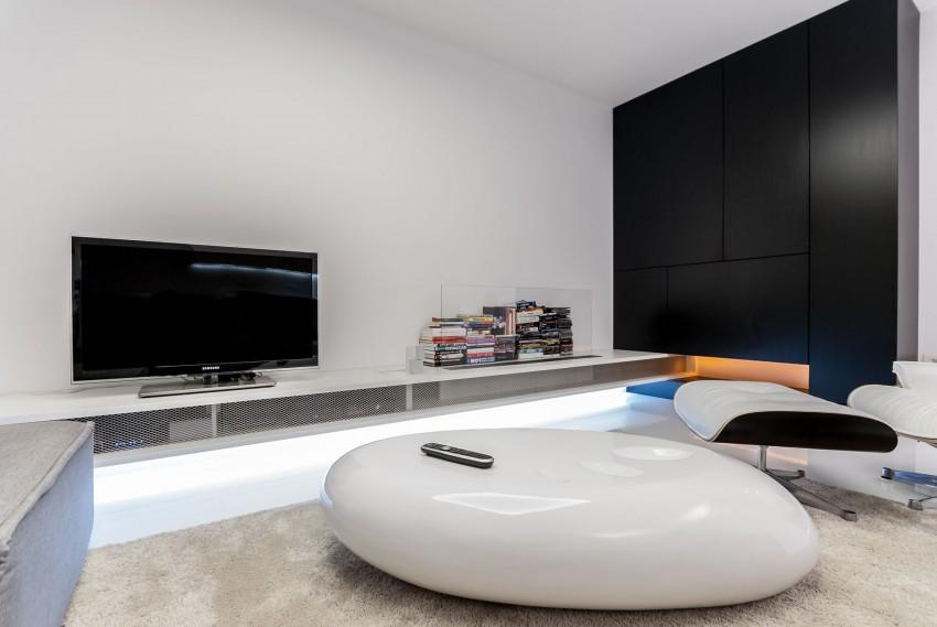 Apartamento minimalista con un diseño fresco y un ambiente acogedor 4