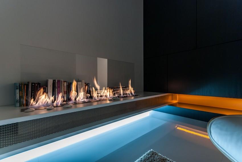 Apartamento minimalista con un diseño fresco y un ambiente acogedor 6