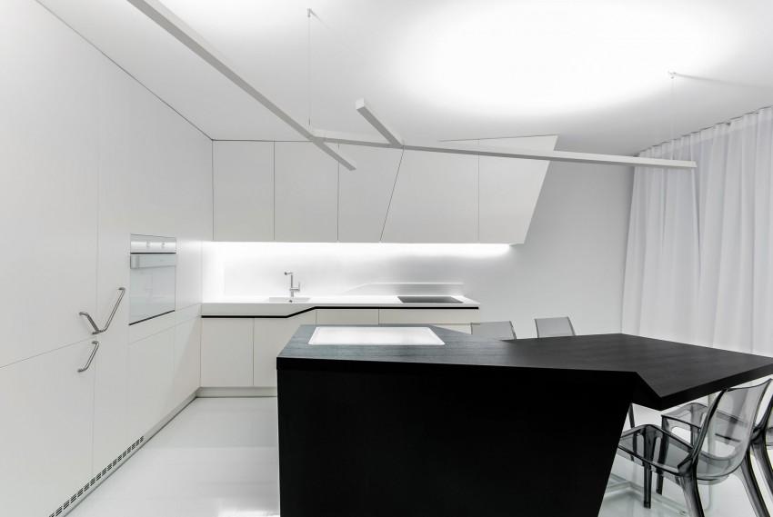 Apartamento minimalista con un diseño fresco y un ambiente acogedor 8