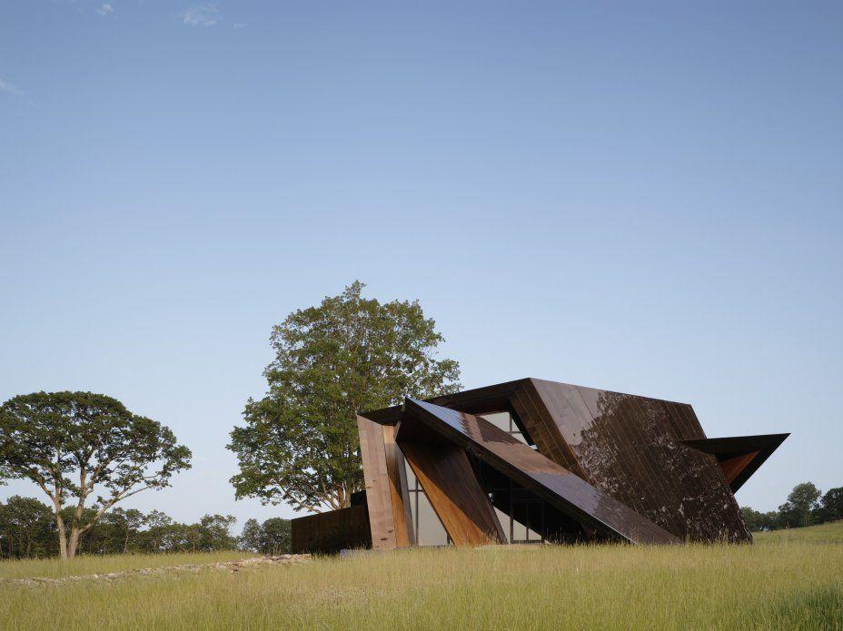 Casa 18.36.54, obra de Daniel Libeskind