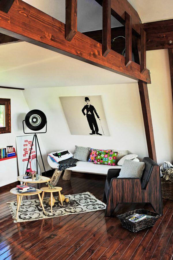 Esta eco-casa aprovecha toda la energia del entorno donde se encuentra 7