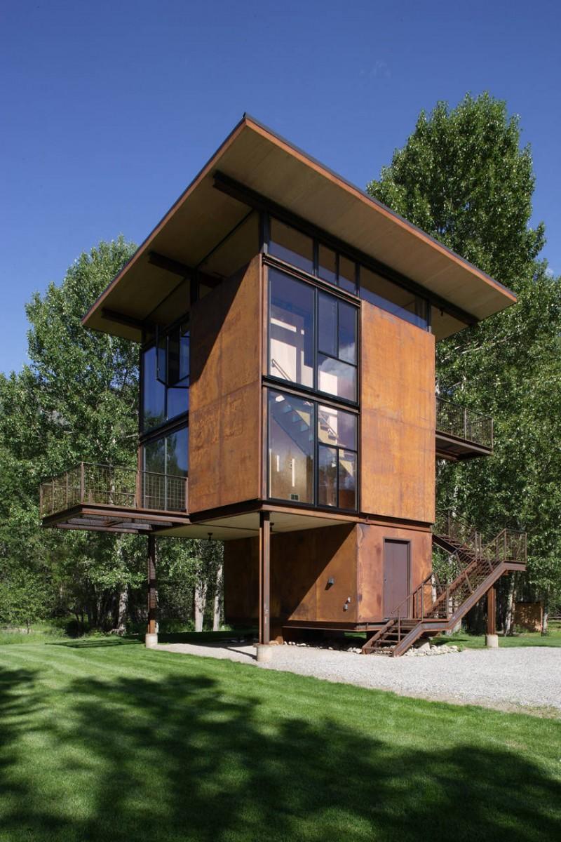 Esta estupenda cabaña en Washington tiene de todo para las excursiones a la montaña 5