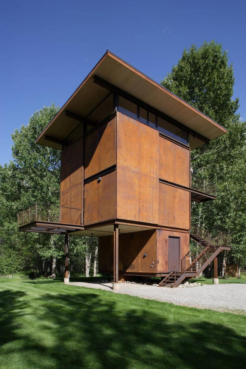 Esta estupenda cabaña en Washington tiene de todo para las excursiones a la montaña 9