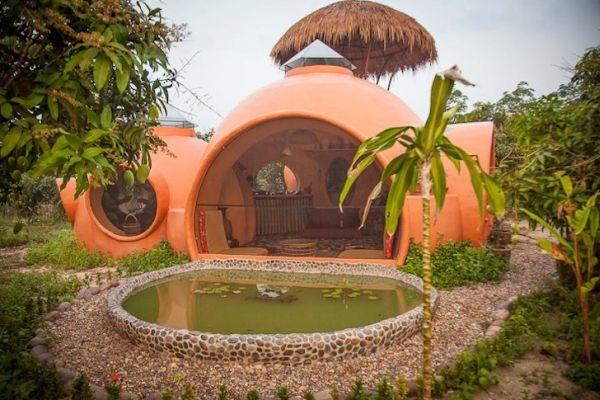 Esta fantástica casa de cuento se ha construido en tan solo 6 semanas en Tailandia 1