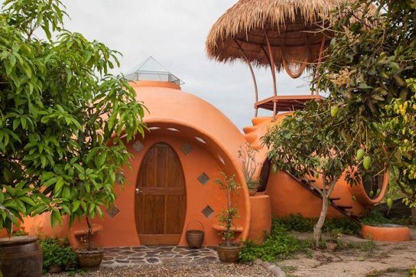 Esta fantástica casa de cuento se ha construido en tan solo 6 semanas en Tailandia 13