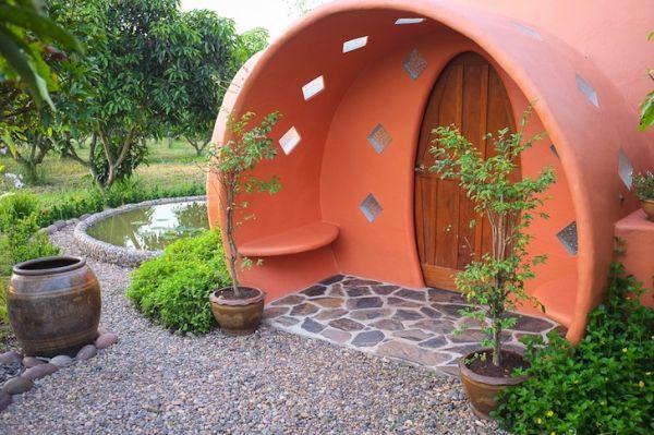 Esta fantástica casa de cuento se ha construido en tan solo 6 semanas en Tailandia 3