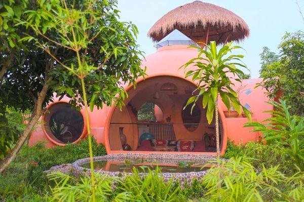 Esta fantástica casa de cuento se ha construido en tan solo 6 semanas en Tailandia 4
