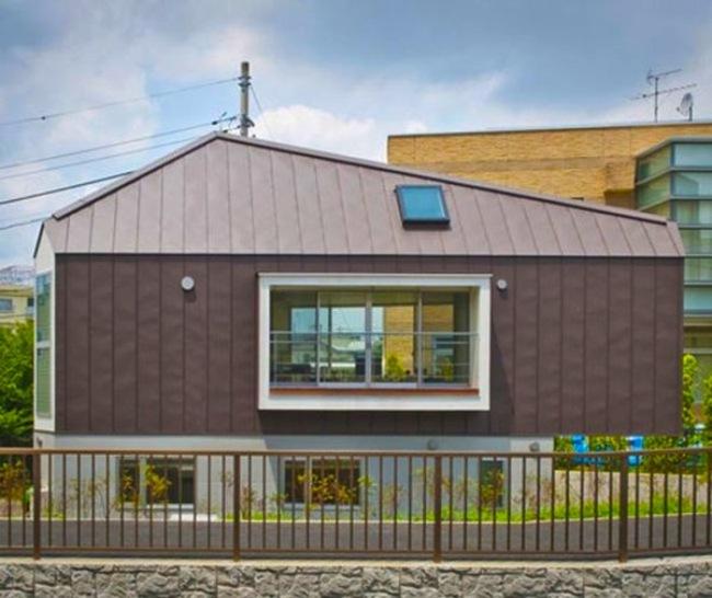 Esta pequeña casa triangular en realidad es una casa de ensueño 3