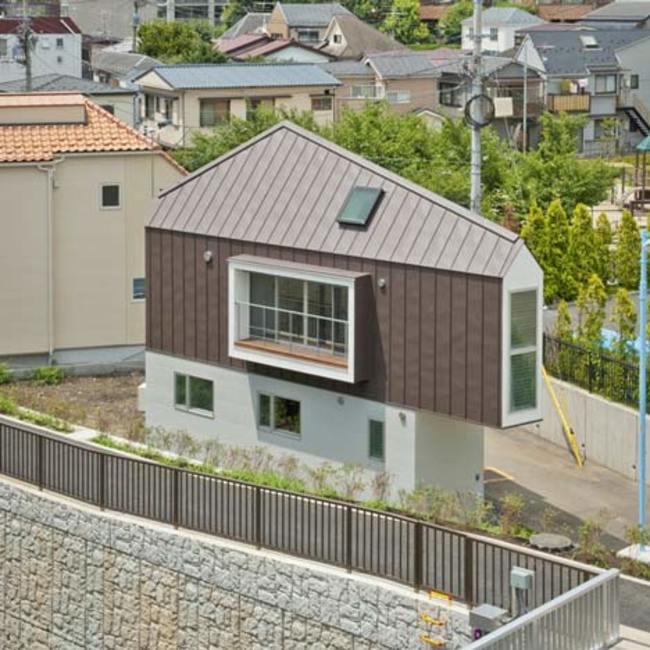 Esta pequeña casa triangular en realidad es una casa de ensueño 4