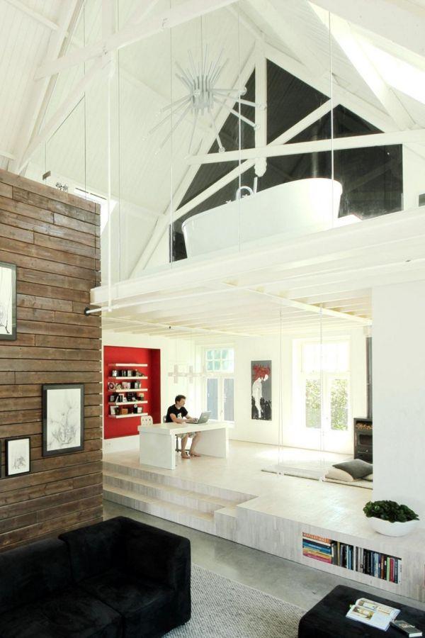 Histórica iglesia convertida en una casa privada en Holanda 9