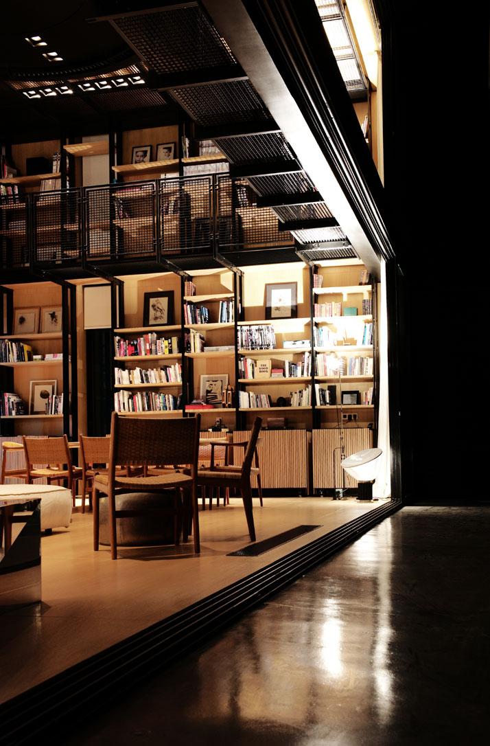 Residencia en Beirut construida sobre una estructura existente 8