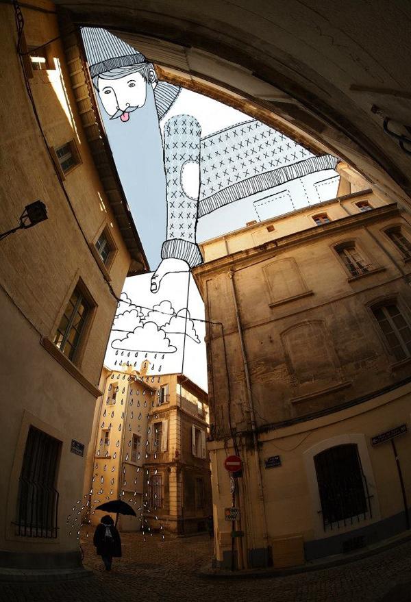 Sky Art cambiarás la forma en que miras la arquitectura 1
