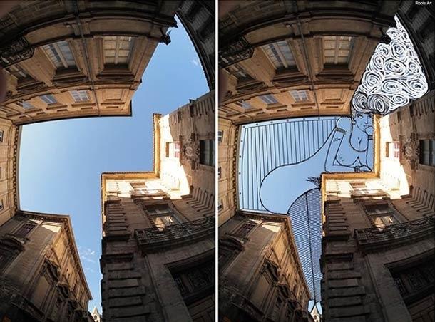 Sky Art cambiarás la forma en que miras la arquitectura 5