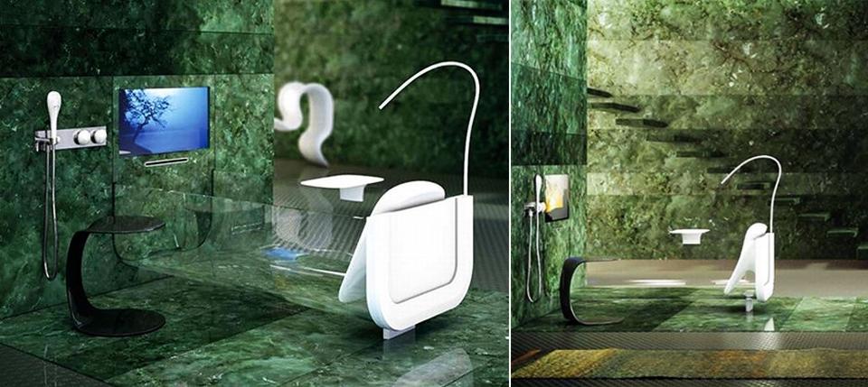 bañeras impresionantes 8