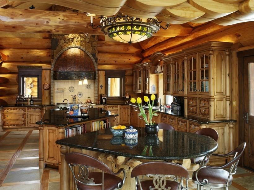casa campo madera 12