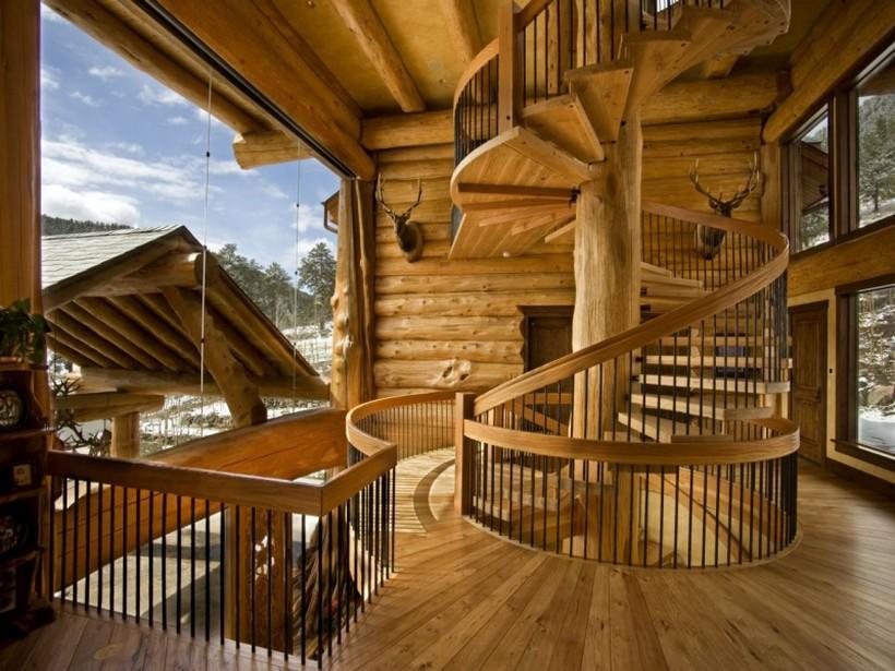 casa campo madera 9