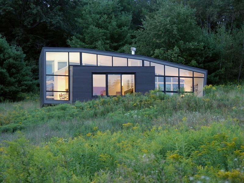 casa en las colinas 1