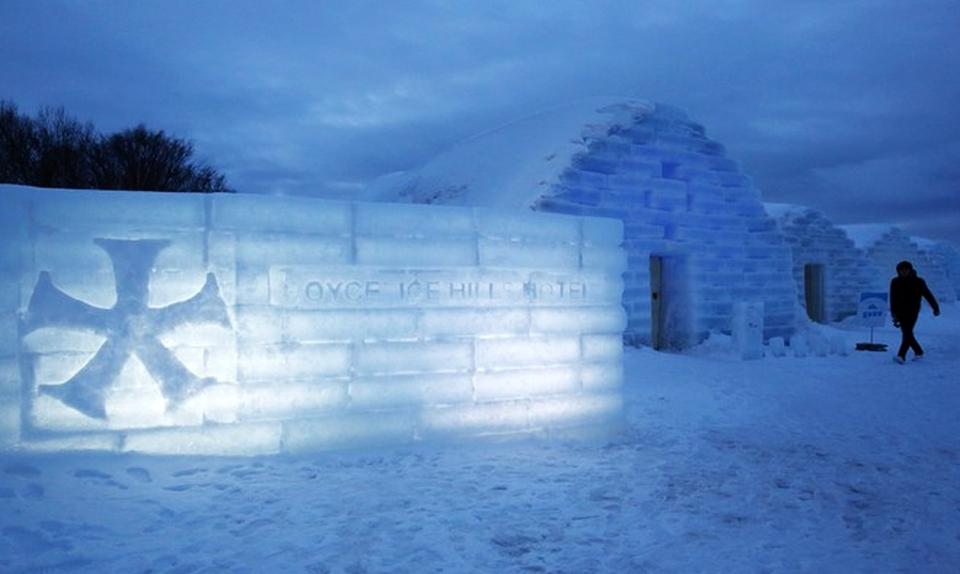 hotel hielo 2