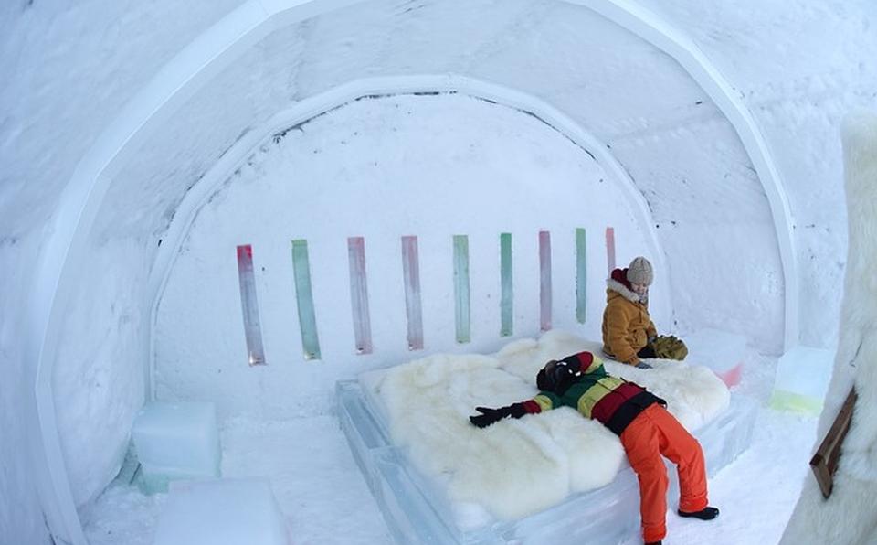 hotel hielo 3