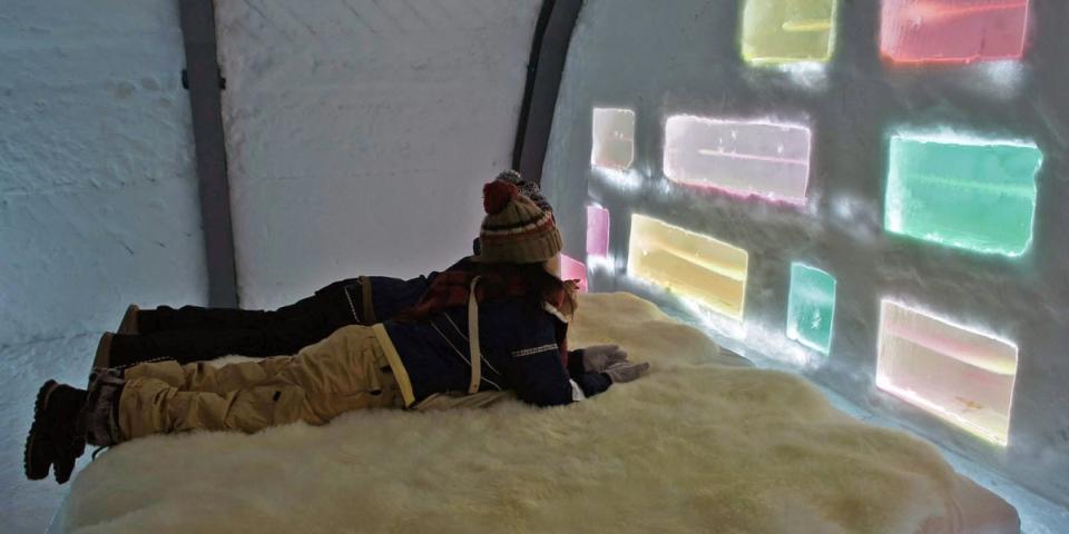 hotel hielo 4