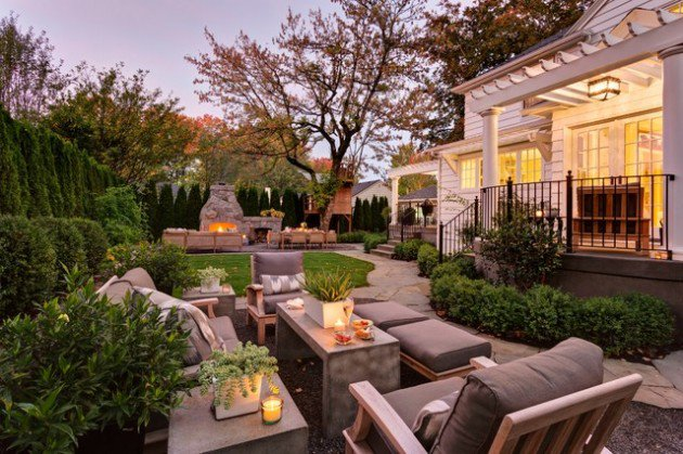 elegant ideas decorar patio with de patios interiores