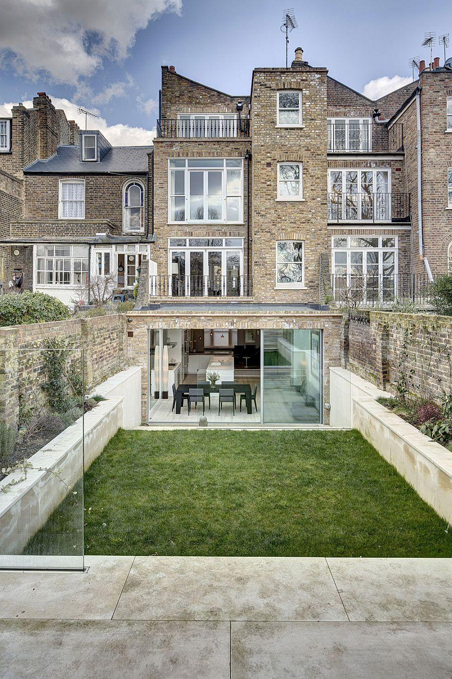casa estilo victoriana londres 1
