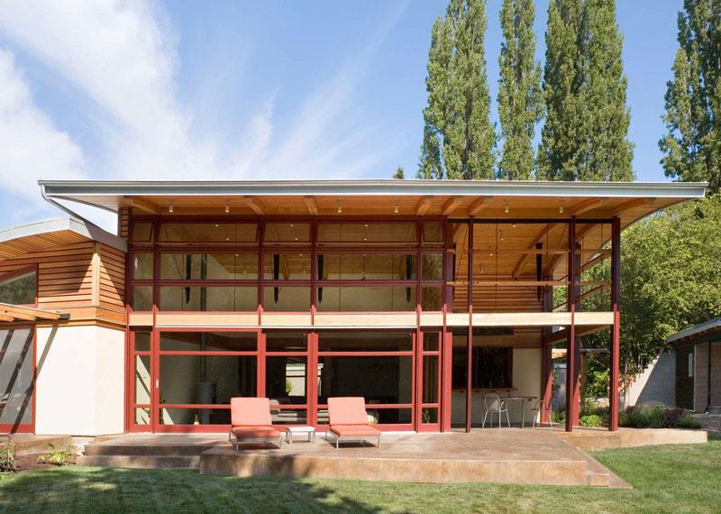 casa techo curvo 14