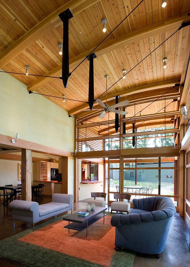casa techo curvo 5